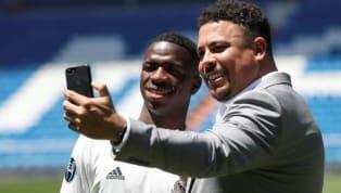 Ronaldo Nazario, actualmente máximo accionista y presidente del Real Valladolid, le ha vuelto a pedir al Real Madrid la cesión de la joven estrella brasileña...