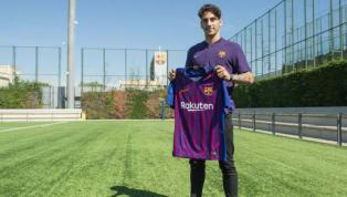 FC Barcelona telah resmi merampungkan transfer gelandang berusia 18 tahun, Ludovic Reis, dari FC Groningen. Sebagaimana dilansir dari laman resmi klub, Reis...