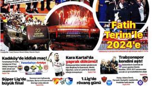 Fenerbahçe'nin Antalyaspor maçı öncesindeki gelişmeler, günün haberlerinde ağırlıklı olarak yer buldu. Pazar gününün öne çıkan haber başlıkları şu şekildedir:...