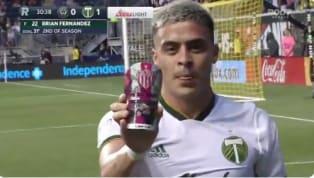 La historia de amor entre Brian Fernández y el Necaxa no ha llegado a su fin, pues el atacante argentino aprovechó el primer gol que marcó en el duelo de la...