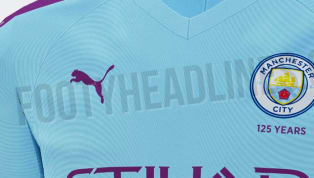 Images of Manchester City's 2019/20 home kit have been revealed online, with the brand new Puma design already leaving supporters rather underwhelmed. City...