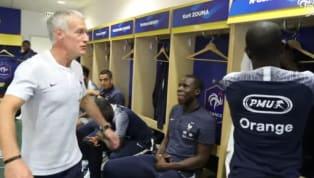Después de jugar y ganar la final de la Europa League con Chelsea, Olivier Giroud y Ngolo Kanté se unieron a los Blues el sábado por la tarde en Nantes....
