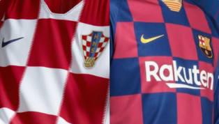 El Barcelona presentó ayer de manera oficial la que será su camiseta para la temporada 2019/20 y sorprendió que cambiara las habituales rayas blaugranas por...