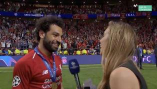 Forse l'euforia nell'immediato dopo gara e la confusione derivante dalla vittoria del Liverpool in Champions League, ma Mohamed Salah si è reso protagonista...