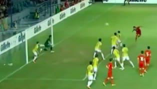 Anh Đức đã có pha đánh đầu cực kỳ may mắn ngay phút cuối cùng của trận đấu mở màn King'S cup giữa Thái Lan và tuyển Việt Nam ấn định tỉ số 1-0 mang về chiến...