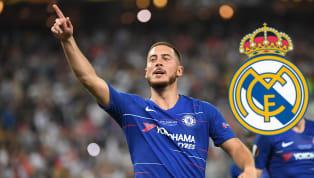 Der Transfer von Eden Hazard zu Real ist nun auch endgültig perfekt! Die Königlichen und Chelseagaben bekannt, dass der Belgier vom FC Chelsea in die...