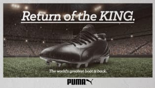 PUMA have announced the launch of a new boot which will see the return of their iconic 'King' release, which was first seen in 1968. Paying homage to the...