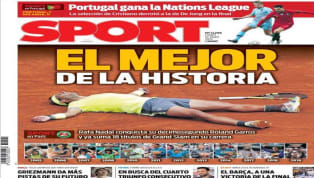 El periódico valenciano abre con la estelar actuación de Kang in Lee en el Mundial sub-20 con Corea. Además, destaca el gol de Guedes que hizo campeón a...