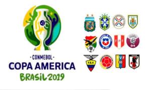 Copa America 2019tổ chức tại Brazil sẽ chính thức khởi tranh vào ngày 15.6 tới với 12 đội tham gia và bao gồm ba bảng A, B, C, trong đó bảng B được đánh giá...
