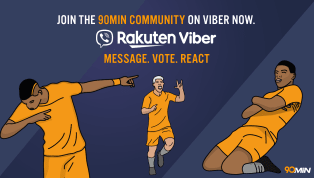 Join the 90min Viber community​ now to get our set of free football stickers. ​CLICK HERE FOR FREE STICKERS