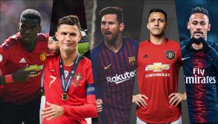 Lionel Messikhông có đối thủ trong danh sách những ngôi sao bóng đá thu nhập cao nhất thế giới,trong khiPaul Pogbavà Alexis Sanchez cũng góp mặt trong...
