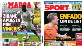 """SuperDeporte trae hoy en su portada la entrevista realizada al presidente del Valencia, Anil Murthy, y titula """"Habrá cambios importantes en la plantilla"""". El..."""