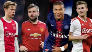 Kylian Mbappe, Trent Alexander-Arnold và Luke Shaw đã có tên danh sách những cầu thủ U23 sở hữu giá trị chuyển nhượng cao nhất thời điểm hiện tại, nhưng lại...
