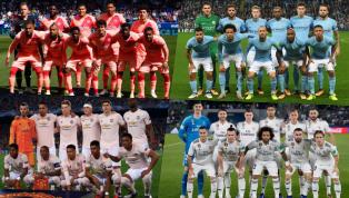 Các đội bóng đứng đầu Ngoại hạng Anh như Manchester City,Liverpoolcùng vớiBarcelonavàReal Madridđều có tên trong danh sách các CLB có giá trị lực...