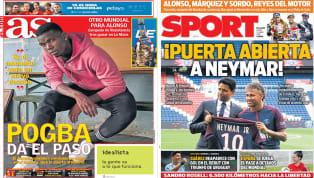 Super Deporte abre en portada con la decisión de Maxi Gómez. El delantero del Celta de Vigo mantiene su compromiso con el Valencia a pesar de la oferta...