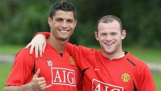 CR7 y Wayne Rooney se habían hecho grandes amigos jugando juntos para Manchester United, pero todo cambió después de que se enfrentaran en los cuartos de...