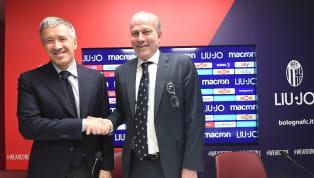 Prima conferenza stampa di Walter Sabatini nelle vesti di nuovo responsabile della supervisione e del coordinamento delle operazioni calcistiche...