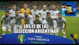 La selección Argentina vivió otra noche negra en laCopa Américay empató contra Paraguay. Quedó en la última posición del grupo y deberá ganarle a Qatar...