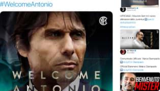 Antonio Conte all'Inter, Maurizio Sarri alla Juventus, Marco Giampaolo al Milan (e Francesco Totti che distrugge la Roma). No, non è una barzelletta. In...