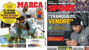 El medio valenciano trae hoy en portada la entrevista al nuevo jugador del Valencia Manu Vallejo. El gaditano de 22 años, cuyo fichaje se anunció el pasado...