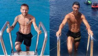 Il Papu Gomez comeCristiano Ronaldo? Secondo il numero 10 dell'Atalantanon ci sono differenze con l'asso portoghese dellaJuventus: il Capitano della Dea...