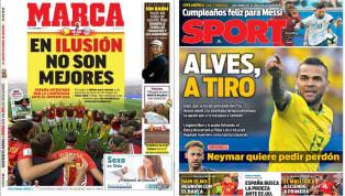 Denis Suárez está dispuesto a todo con tal de vestir la camiseta ché la próxima temporada. El canterano culé quiere volver a estar bajo las órdenes de...