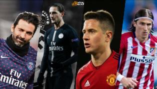 Hè 2019 là thời điểm mà có hàng loạt ngôi sao hết hạn hợp đồng trong đó đáng chú ý có 11 cầu thủ chất lượng đủ để tổng hợp thành một đội hình như sau (theo...