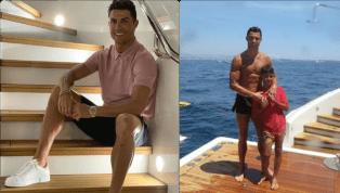 Cristiano Ronaldomới đây đã 'boa' số tiền lên đến hơn 500 triệu đồng cho dàn nhân viên khách sạn tại Hy Lạp nơi anh và gia đình nghỉ mát. Hôm 24.6 vừa qua...
