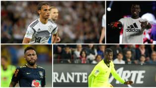 Alors que que la plupart des footballeurs sont en vacances, le marché des transferts a ouvert en Ligue 1 et dans d'autres championnats européens....