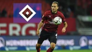 Neuer Tag, neuer Mann: Beim HSV ist Neuzugang Nummer acht perfekt. Der brasilianische Innenverteidiger Ewerton kommt von Absteiger 1. FC Nürnberg und...