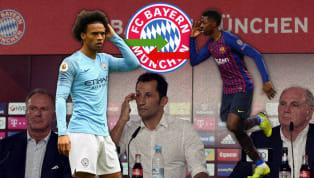 Der FC Bayern sieht sich im Werben um Leroy Sané immer größerer und vielfältigerenSchwierigkeiten konfrontiert. Nun wurde offenbar ein ehemaliger BVB-Star...