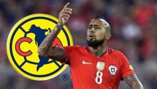 Fue apenas a finales del año pasado cuando el crack de la Selección chilena, Arturo Vidal, llamó la atención de la afición de las Águilas del América cuando...