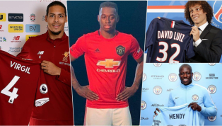 ượng Aaron Wan-Bissaka sẽ góp mặt trong top 10 hậu vệ đắt giá nhất mọi thời đại sau khi hoàn tất việc gia nhậpManchester Unitedvới bản hợp đồng trị giá 50...
