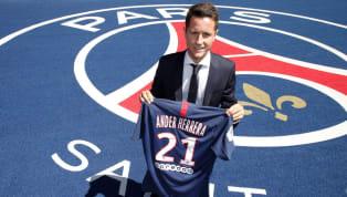 Gelandang Spanyol berusia 29 tahun, Ander Herrera, telah resmi bergabung dengan PSG (Paris Saint-Germain). Herrera dikontrak dengan durasi kontrak lima tahun...