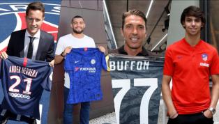 Cùng 90min điểm qua những tin tức chuyển nhượng đặc sắc nhất của các đội bóng lớn Châu Âu trong tuần lễ đầu tiên của tháng Bảy 2019. Manchester united  Tin...