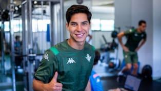 La joven promesa mexicana reportó este lunes con elReal Betispara encarar la que será su primera temporada completa enLaLiga. Diego quiere volver a los...