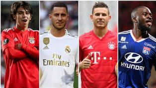 Thị trường chuyển nhượng mùa Hè 2019 đã chứng kiến sự đầu tư mạnh mẽ của các đội bóng lớn hàng đầu châu Âu. Và dù chỉ mới trải qua hơn 1 tháng nhưng tổng số...