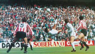 El pasado jueves Hugo Sánchez cumplió 61 años de edad. En su carrera como futbolista, consiguió buenos goles que dejaron con la boca abierta a más de uno....