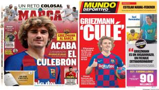 """SuperDeporte viene hoy con Maxi Gómez como protagonista y titula """"Bienvenido"""". El delantero charrúa ya está en Valencia para firmar y ser presentado después..."""