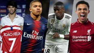 Mới đây trang thống kê nổi tiếng Soccerex đã công bố danh sách 20 sao mai dưới 21 tuổi sở hữu giá trị đắt nhất thế giới, với Kylian Mbappe là cái tên hai năm...
