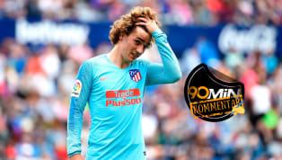 Der Wahnsinn geht weiter - und Griezmann wirdzum Zankapfel. Kurz nachdem derWechsel des Stürmers zum FC Barcelonavermeldet wurde, gabAtletico Madrid...