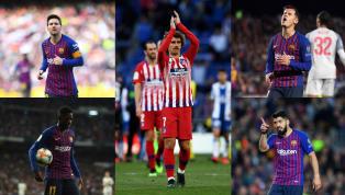 Tối qua, trang chủ của Barcelona đã chính thức thông báo chiêu mộ thành công tiền đạo người Pháp Antoine Griezmann. Với bom tấn này, Barcelona sẽ gia tăng...