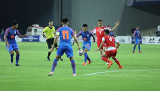 ​The fourth clash of the Hero Intercontinental Cup is scheduled to take place between India and Korea DPR at the Transtadia Arena in Ahmedabad on Saturday...