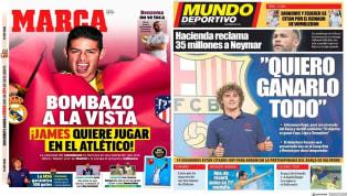 """SuperDeporte recoge los contactos entre Valencia y el jugador argentino y titula """"Otamendi quiere venir"""". Ya ha habido la primera toma de contacto, aunque la..."""