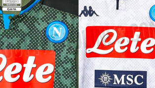 Photographs have emerged online of Serie A side Napoli's away and third strips for the upcoming 2019/20 campaign.  ​Previously leaked by the reliable ​Footy...