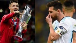 Jose Mourinho khẳng địnhCristiano Ronaldocó thể vô địch giải đấu Copa Americatrước cảLionel Messinếu tuyển Bồ Đào Nha có thể góp mặt với tư cách khách...