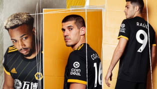 Wolves have unveiled their smart black away kit for next season to much fanfare from the Wolves faithful. Having just arrived in Shanghai for their...