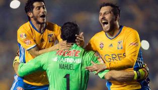 Damián Álvarez se manifestó de Nahuel Guzmán duranteel partido ante el Club América por el Campeón de Campeones, ya queen los 90 minutos el portero se...