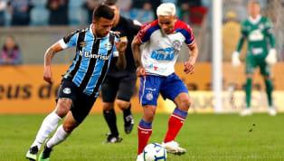 Dois tricolores em campo, mas só um terminará a noite sorrindo. Nesta quarta-feira, Bahia e Grêmio fazem o jogo de volta das quartas de final da Copa do...
