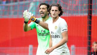 Alors que son histoire avec le Paris Saint-Germain était brisée, Adrien Raiot a reconnu que Gianluigi Buffon l'avait convaincu de s'engager à la Juventus...